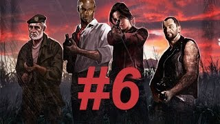 Left 4 Dead 2. #6. Crash Course. 01. Переулки