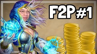 Popular Hearthstone: Heroes of Warcraft & Free-to-play videos