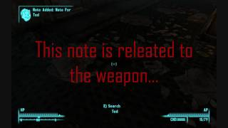 Fallout 3 Unique Weapons - The Tenderizer & The Secret Stash