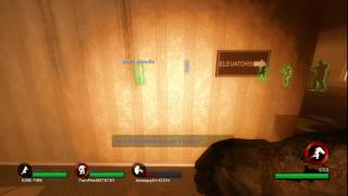 Left 4 Dead 2 XBOX 360 Dead Center Versus Gameplay 03 Part.1