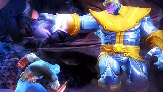 Marvel: Contest of Champions - THANOS BOSS BATTLE [FULL]