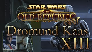 [Star Wars The Old Republic Coop] XIII ] Эксперименты над людьми