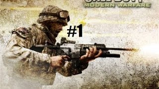 Анти гравитация - Call Of Duty: Modern Warfare - Part 1