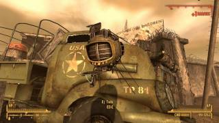 Fallout New Vegas DLC: Lonesome Road - Part 2