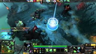 Rubick gameplay DOTA 2: Брат за брата