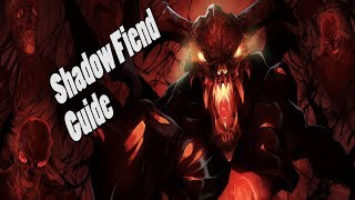 Гайд на Shadow Fiend  Dota 2 (недогайд)