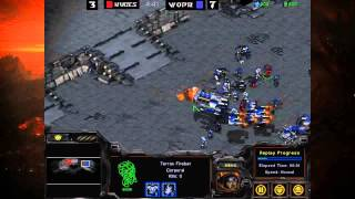 Starcraft Broodwar Micro Artificial Intelligence - Tournament - Day 1