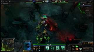 Dota 2 - Night Stalker WINS 1v3