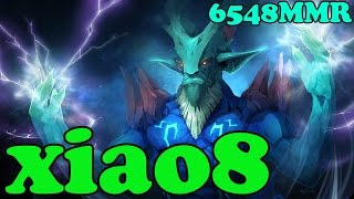 Dota 2 - xiao8 6531 MMR Plays Leshrac vol 1# - Ranked Match Gameplay