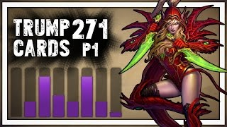Hearthstone: Trump Cards - 271 - The Pleasure Is His - Part 1 (Rogue Arena)