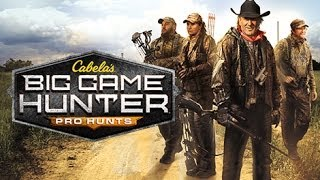 Cabela's Big Game Hunter: Pro Hunts(Симулятор охоты)!