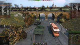 World of Tanks: First battle with Godzilla :) O-I Experimental 5 kills