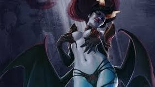 Гайд на Queen of Pain Dota 2
