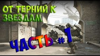 Counter strike global offensive (от терний к звездам)