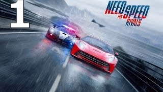 Need for Speed Rivals (Полиция) (PS4)