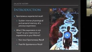 Secret History of the Galaxy based on Transpersonal Psychology Project   Adam Apollo