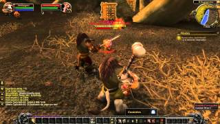 Jogando World Of Warcraft(Upando Tauren #1)