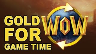 New World of Warcraft Token Trades Gold for Game Time - The Know