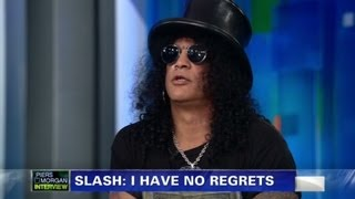 Slash: My last words to Axl Rose