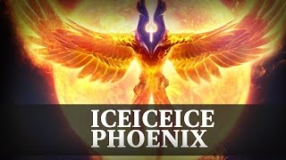 |DOTA2| iceiceice plays Phoenix |PUB Game|