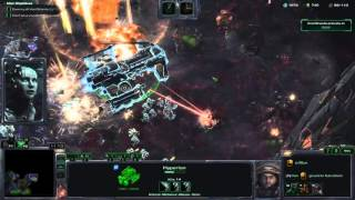 StarCraft 2 Co Op Jim Raynor Level 15 Victory Brutal