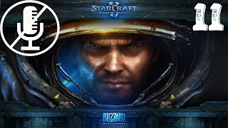 StarCraft II: Wings of Liberty - Побег #11