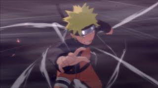 Naruto Shippuden Storm Revolution: Finall Boss Battle |  Naruto Vs Mecha Kyuubi Final Boss Ending