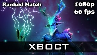 XBOCT Leshrac Ranked Match Dota 2