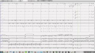 Halo Theme (Extended Version) - Martin O'Donnell | Sibelius Transcription