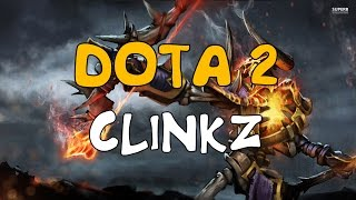 DOTA 2 / CLINKZ / GAMEPLAY