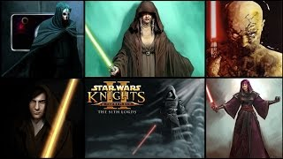 Прохождение Star Wars Knights of the Old Republic 2 The Sith Lords Серия 39 Финал