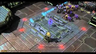 "JIMMY RAYNOR - Starcraft 2 Heart of the Swarm Brutal Playthrough Mission ""Conviction"""