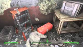 Fallout 4 Survival: Stealth/Intellect Build - Main Quest - 3 / 8