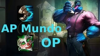 AP Mundo Guide - League of Legends [HD/Commentary]