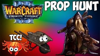 Warcraft 3 Frozen Throne - Карта PROP HUNT! v1.09