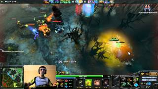 VeRsuta Stream Dota 2 05.01.15 PUDGE