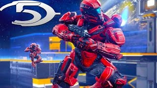 Halo 5 CRAZY NEW GAME MODE! Halo 5 Breakout Gameplay (Halo 5)