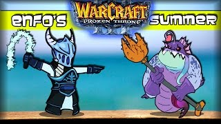 Warcraft 3 Frozen Throne - Карта Enfo's Summer v1.8 Original! [МЫ СМОГЛИ ПРОЙТИ!]