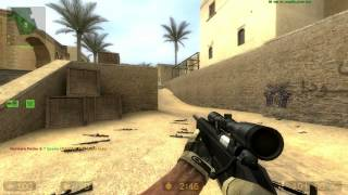 Counter-Strike: Source Best skins of 2014