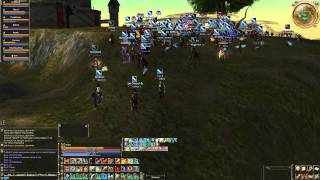 PvP video осада ruoff Lineage 2