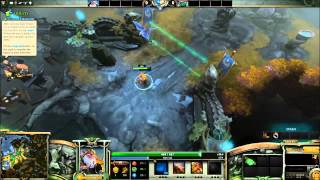 Dota 2 Training - Mission 2 - Sniper