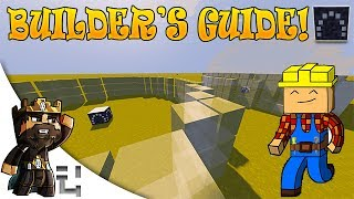 Minecraft Mods - Builders Guide [Easily Build Complex Structures]