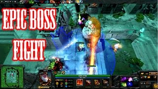 Epic Boss Fight - Dota 2 Reborn Mod (beta)  [60 FPS 1080p]