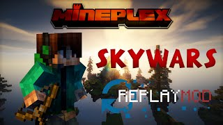 Mineplex Team Skywars Win! [Minecraft Replay Mod + AE Montage]