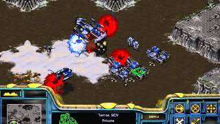StarCraft: Brood War - Zerg Campaign - Bonus Mission - Dark Origin