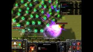 Warcraft 3 TTW v5 49b(v5.50) gameplay