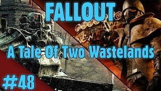 Fallout: A Tale of Two Wastelands - .44 Magnum Bullets! | #48