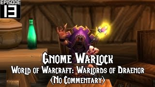 #13: Hinterlands #2 - GNOME WARLOCK - LET'S PLAY WORLD OF WARCRAFT