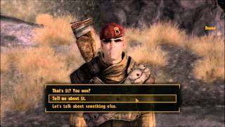 Fallout New Vegas I Forgot to Remember to Forget part 1 of 3 Gaining Boone's Favour