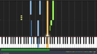 Halo Theme (Extended Version) - Martin O'Donnell | Synthesia Transcription